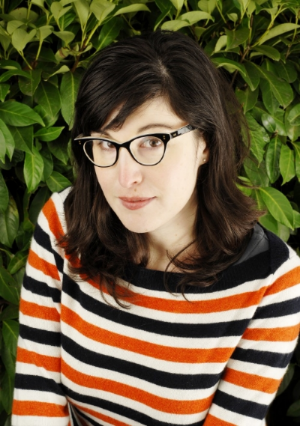 Andi Zeisler, co-founder and editorial director of Bitch Media. Photo courtesy of Google Images.