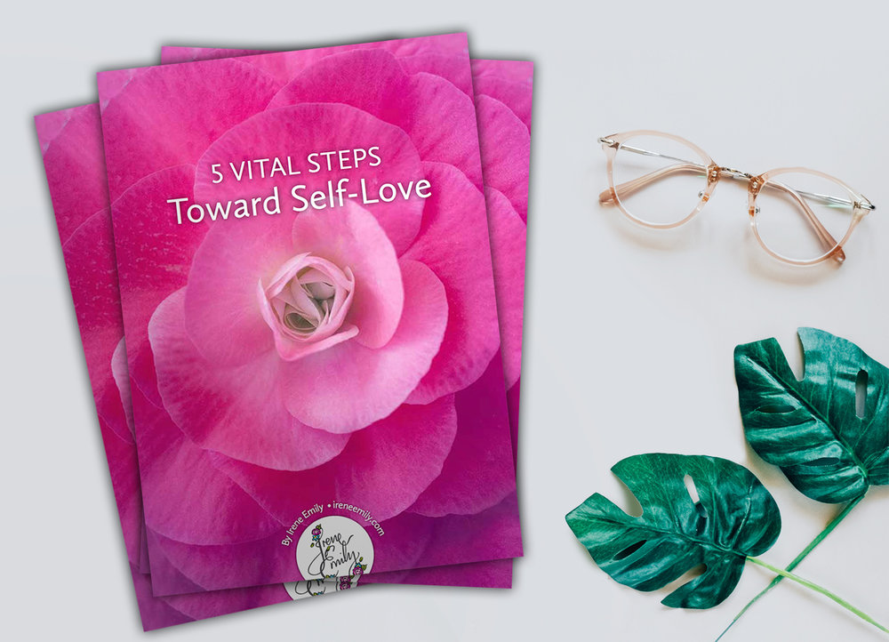 E-BOOK  - 5 Vital Steps Toward Self-Love