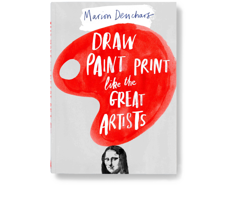 Draw Paint Print Marion Deuchars