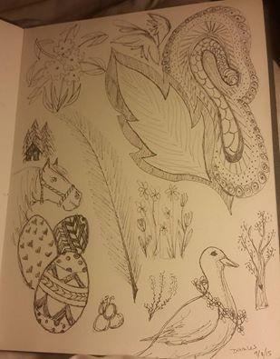 drawing alexa