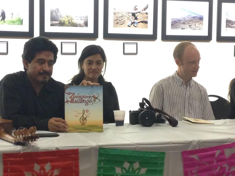 presentación del libro Zoóngoro Bailongo 2015