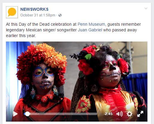 Celebración del Día de Muertos en Philadelphia en el Penn Museum, Zenen Zeferino y Radio Jarocho con Son Revoltura. Gracias a   Mexican Cultural Center Philadelphia por la invitación!