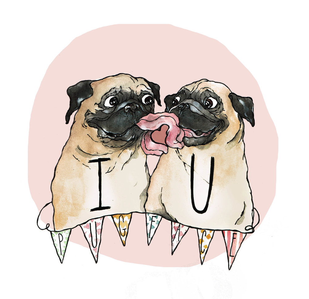 I Love You, Pugface