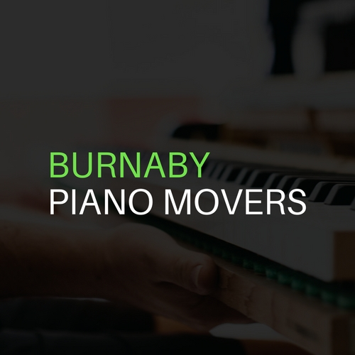 Burnaby Piano Movers