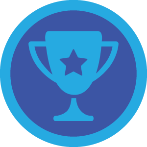Newbie - Congrats on your first check-in! In foursquare you earn badges for you best check-ins - like going to museums, staying out late, or working out at the gym ten times in a month. Have fun exploring!