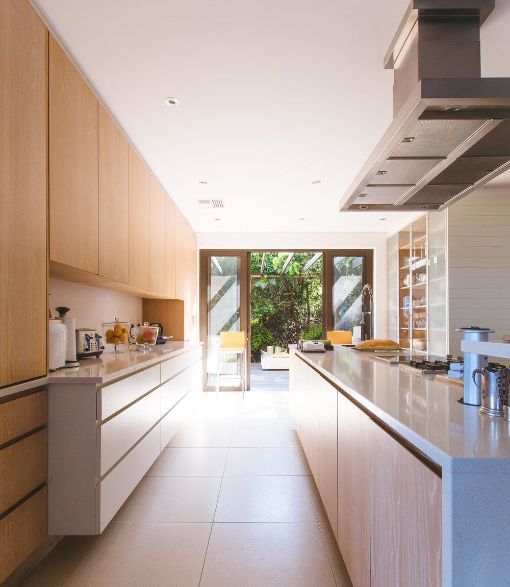 deep cleaning for kitchen