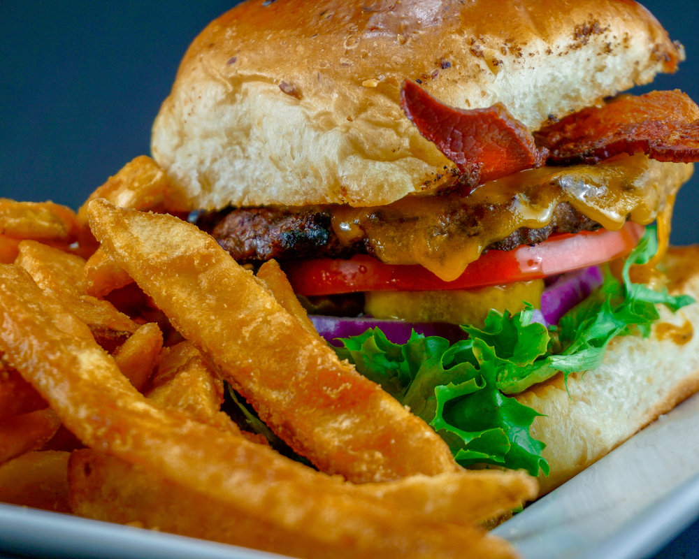 Taggart Bacon Cheeseburger