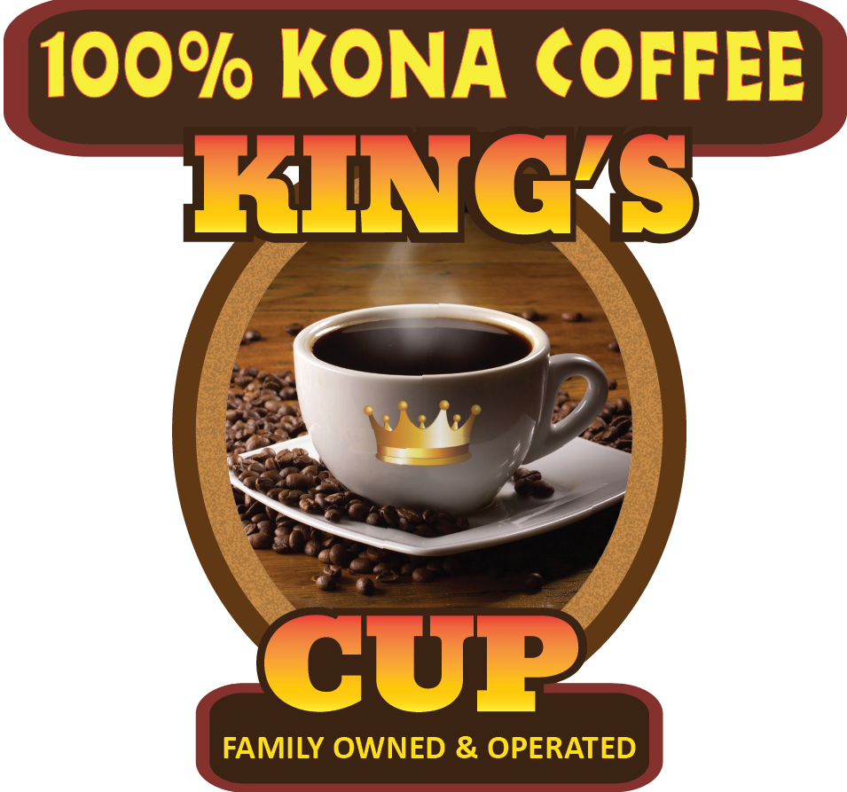 King's Cup 100% Kona Coffee