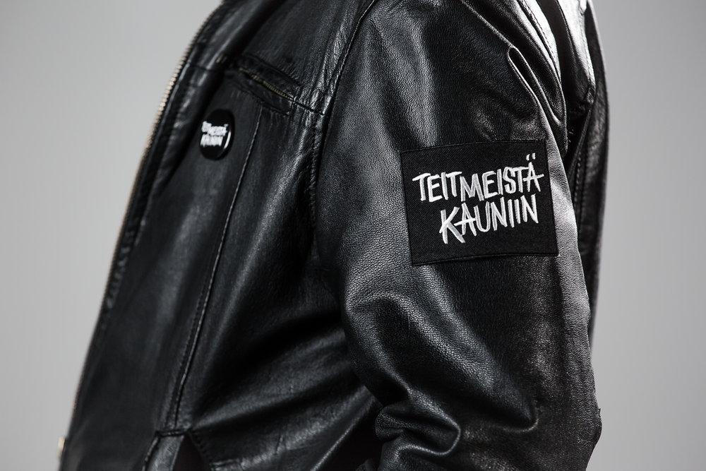 TMK logo -hihamerkki
