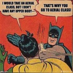 Aerial Batman