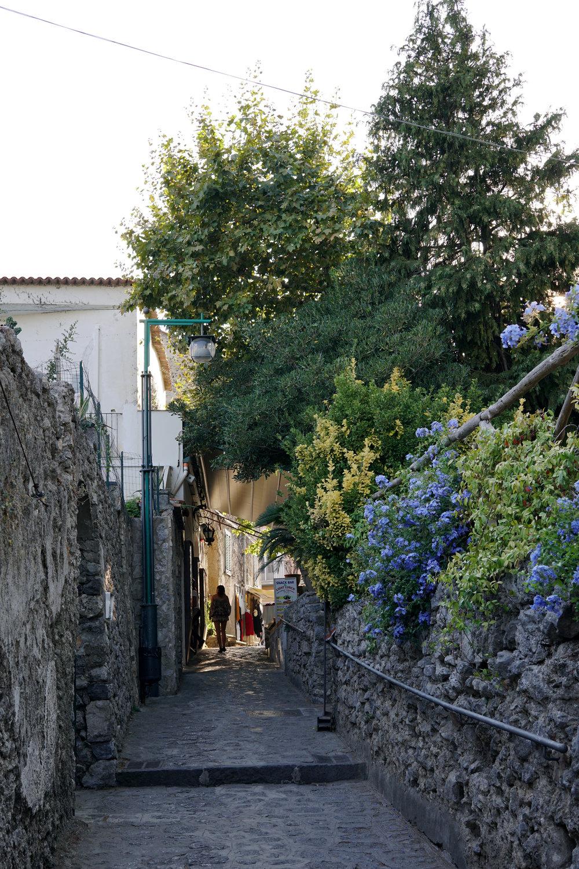Pathways of Ravello