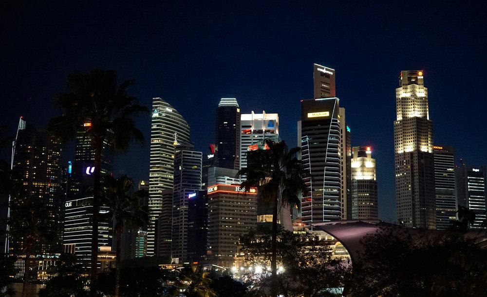 6. Formula 1 Race in Singapore