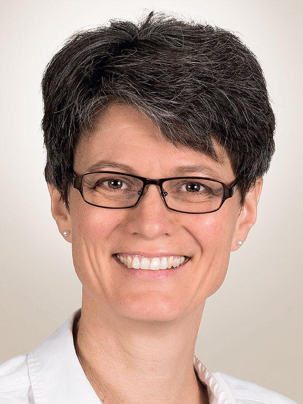 Karin Germann, SVP Thayngen