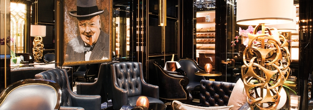 The Wellesley Cigar Lounge
