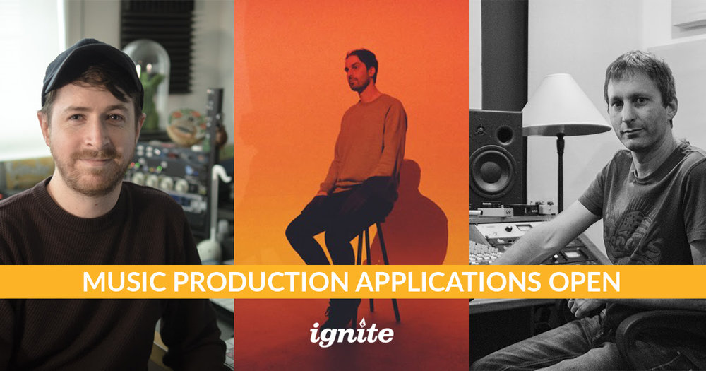 Participants will be mentored by three of New Zealand's most well-known and successful producers and engineers -  Josh   Fountain  (MAALA, Openside, Theia, Mitch James, Matthew Young),  Djeisan Suskov  (Saski, SACHI, Chores, Abby Wolfe, Openside) and  Dave Rhodes  (The Warratahs, Head Like A Hole, Push Push, Brendon Thomas and the Vibes).