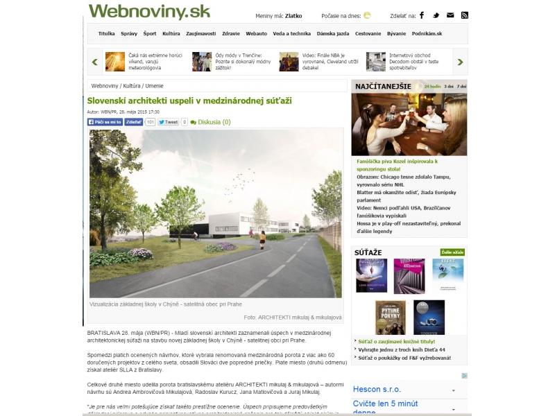 Webnoviny.sk 05/2015