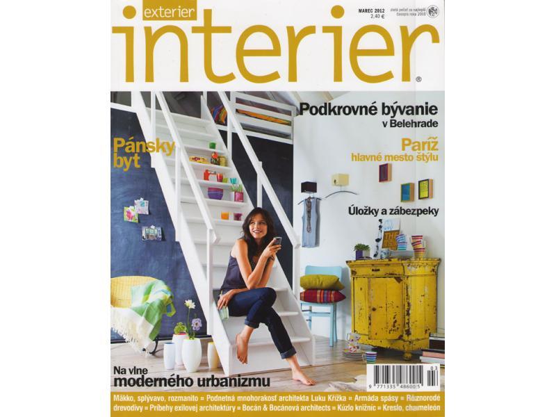 Interier Exterier 03/2012