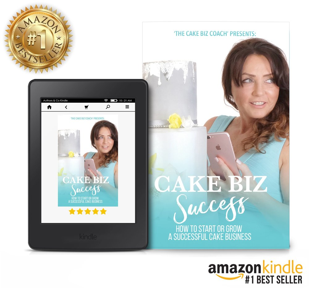 'Made me the success I am today.' - 'Working with Marcus cleared out doubt and all the other baggage I was carrying around with me. I could then concentrate on my own future success.'Diana Everex, the Cake Biz Coach. Amazon no1 best seller business consultant.