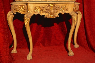 GREAT QUALITY GILT CONSOLE RENAISSANCE ANTIQUE DUBLIN IRELAND