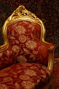 Renaissance Antiques Dublin Ireland GILT CHAISE LONGUE