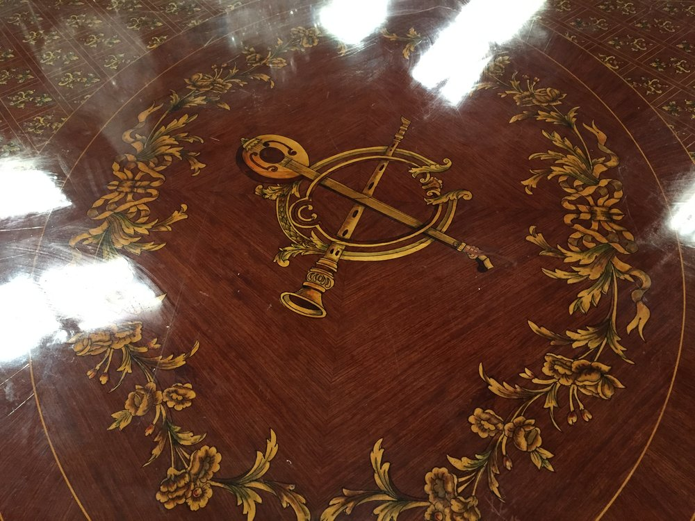 Renaissance Antique Furniture and Lighting Warehouse Dublin Ireland Dining table and chairs