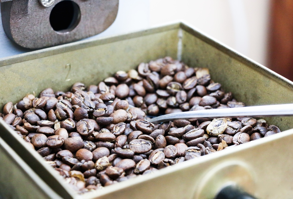 Our roast profile is developed in the lab by expert cuppers to get the best flavours out of the beans specific to this region.