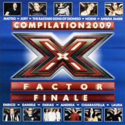 XFACTOR Compilation 2009 (Finale)   Canzone DROPS OF JUPITER  Sony Music Entertainment