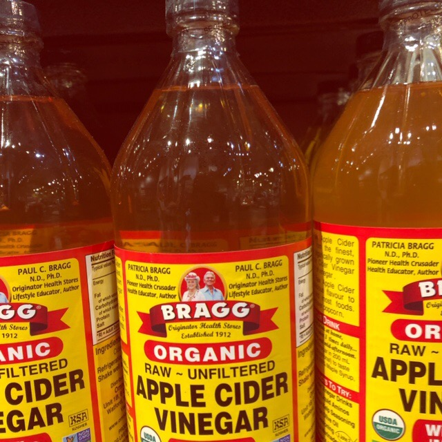 Apple Cider Vinegar - a teaspoon daily either in water or on its own may have enormous health benefits such as -  1.  Contains acetic acids which aids in reducing inflammation, and also has an alkaline effect on the body  2.  Helps to fight off pathogens such as harmful bacteria in the gut as well as treating skin problems such as warts, acne and nail fungus  3.  Has been shown to improve insulin sensitivity  4.  Studies have shown that a tablespoon of apple cider vinegar can reduce cholesterol levels - helping to keep a healthy heart  5.  Studies have also shown that a tablespoon of apple cider vinegar daily increased satiety therefore aiding in weight loss