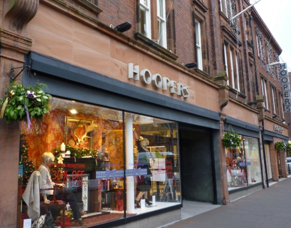 HOOPERS STORES | UK