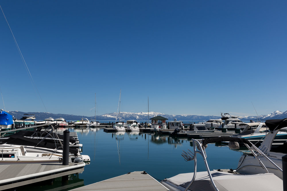 Tahoe City, North Lake Tahoe, California