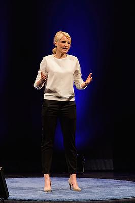 Henriette Frädrich Moderation Stuttgarter Rednernacht