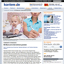 Pharmatching Junge Karriere