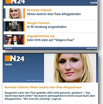N24 Henriette Frädrich