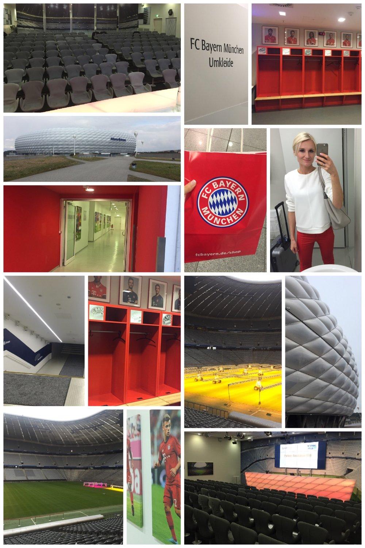 Vortrag Henriette Frädrich Allianz Arena München