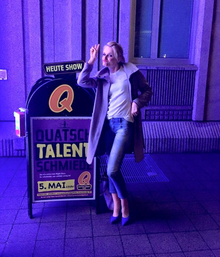 Henriette Frädrich Quatsch Comedy Club