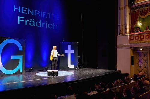 Moderation Henriette Frädrich