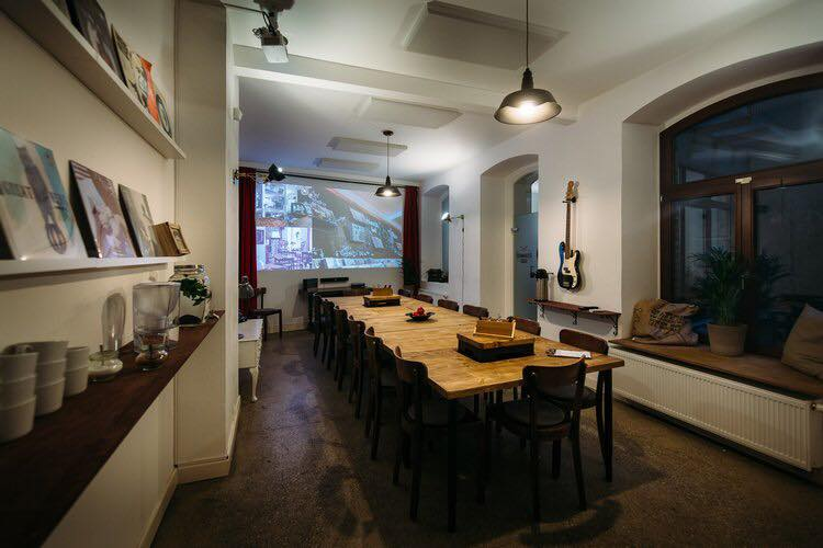 Seminarraum AS/IF Record Store & Café