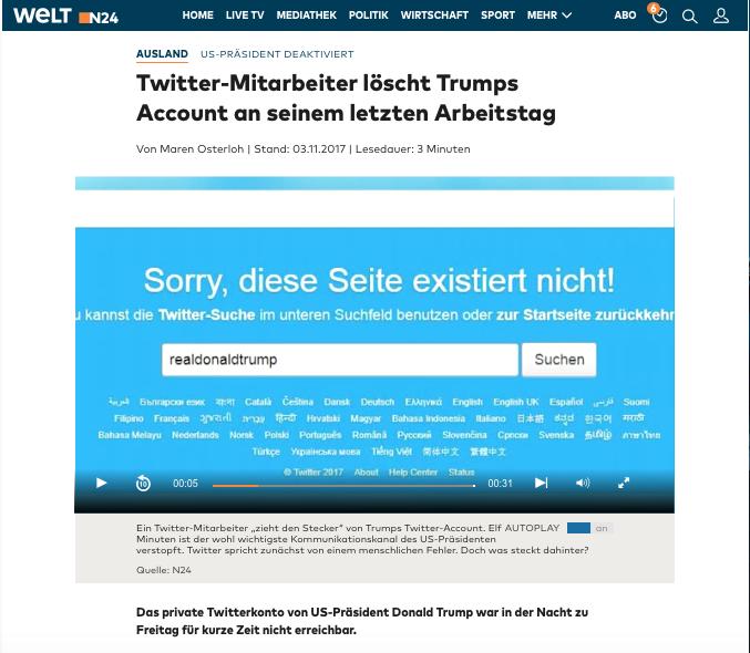TwitterTrump