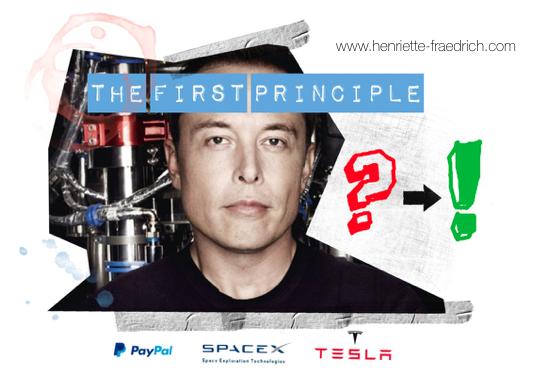 Elon Musk First Principle
