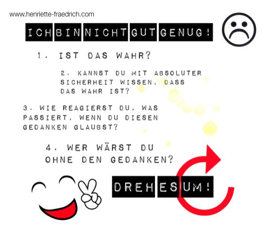 The Work - Fragezeichen