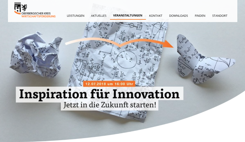 OBK - Inspiration für Innovation