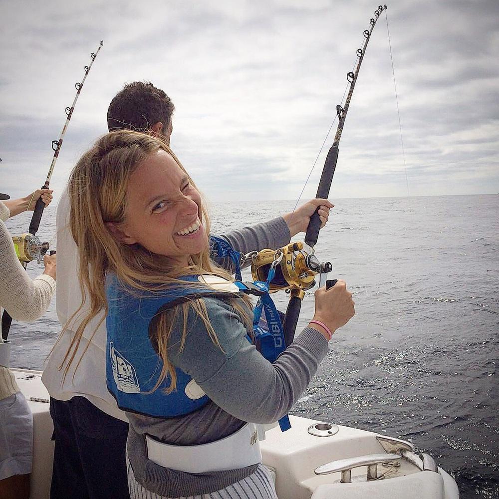 No sabéis lo que cuesta pescar un bonito de estos, pesa muuuchoooooo!!
