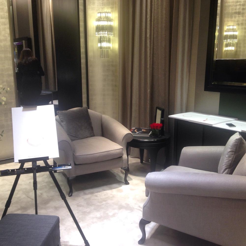 Van Cleef & Arpels for Scarlett Entertainment in Kuwait