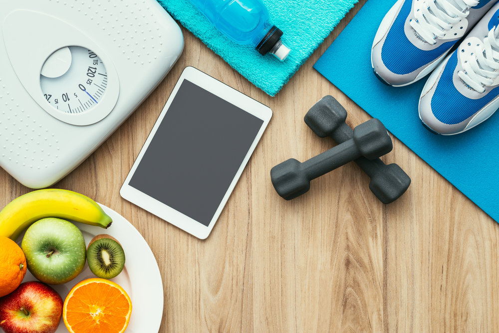 Weight training routine to burn fat