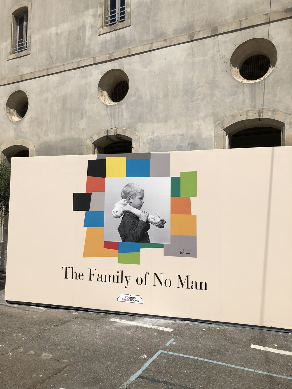 The Family of No Man