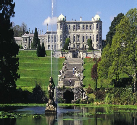 Powerscourt Gardens, just thirty minutes away from us, voted #3 in the world by National Geographic!  The afternoon trips are great fun and a wonderful opportunity for you to use your English in a natural, relaxed, authentic context!