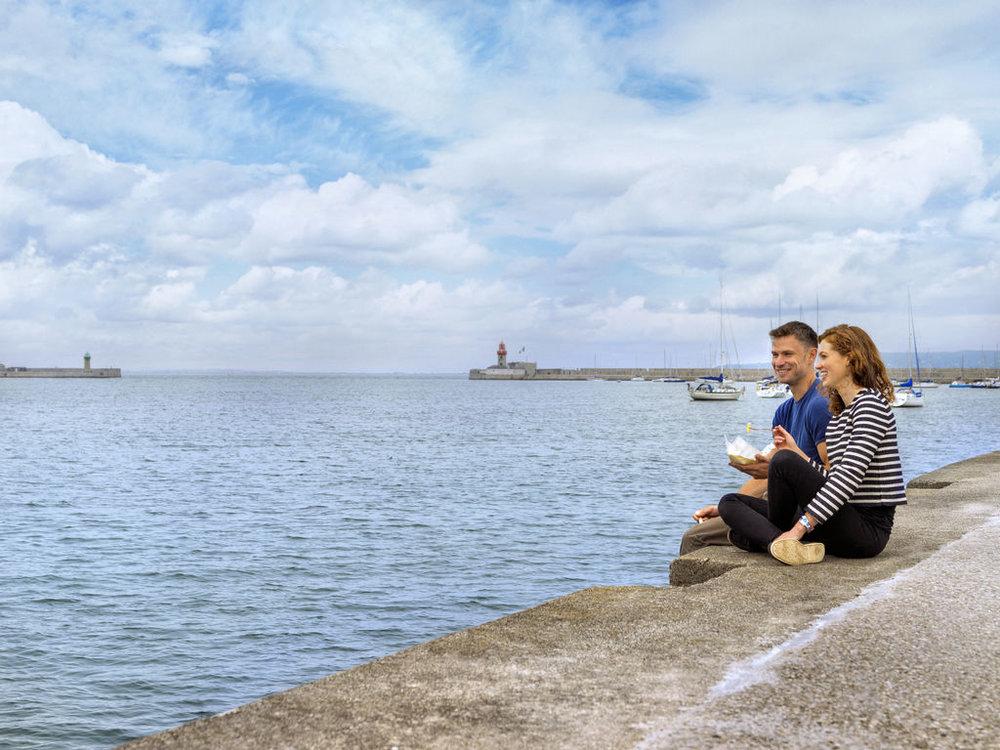 East Pier, Dun Laogaire