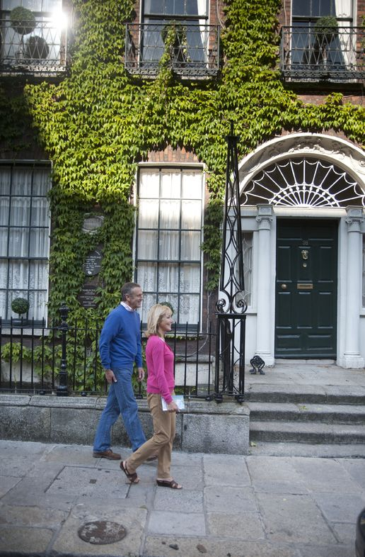 Georgian Door, St Stephens Green