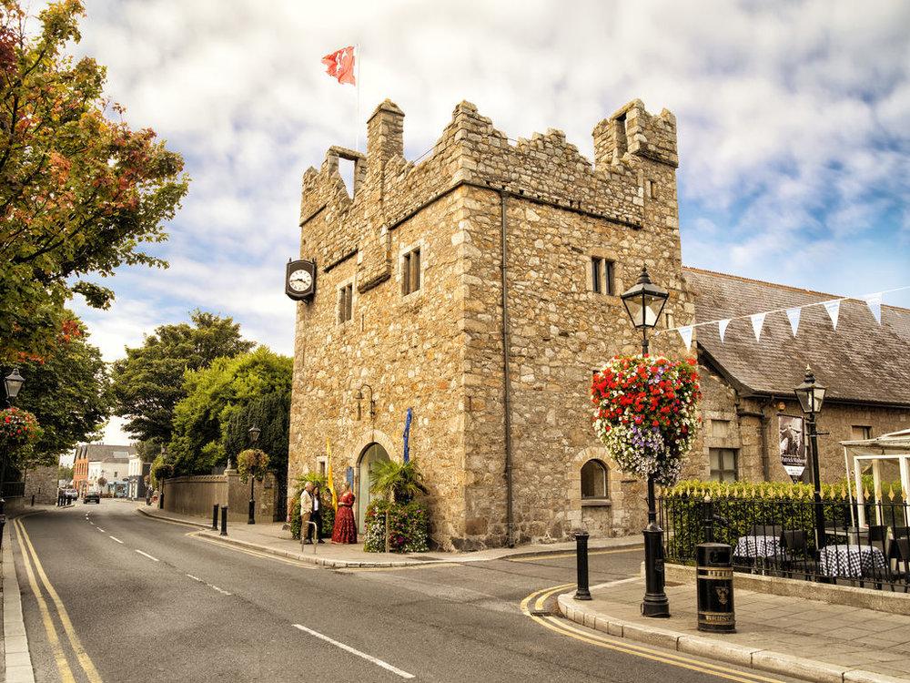 Dalkey Castle, Dublin