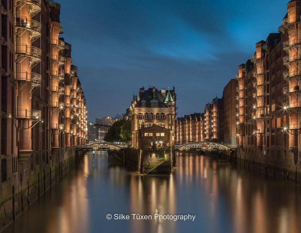 Watercastle - Wasserschlösschen, Hamburg
